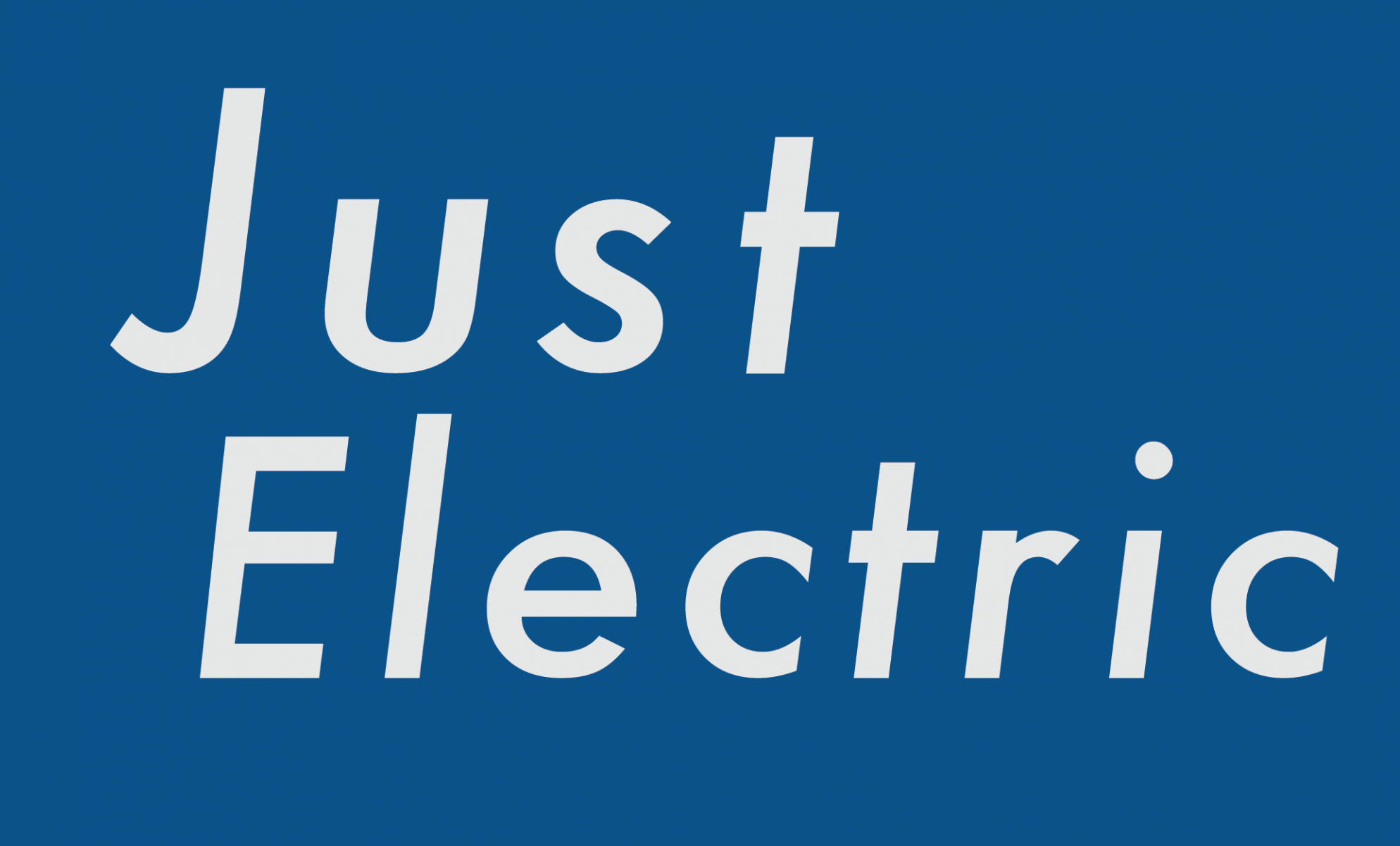 Just Electric