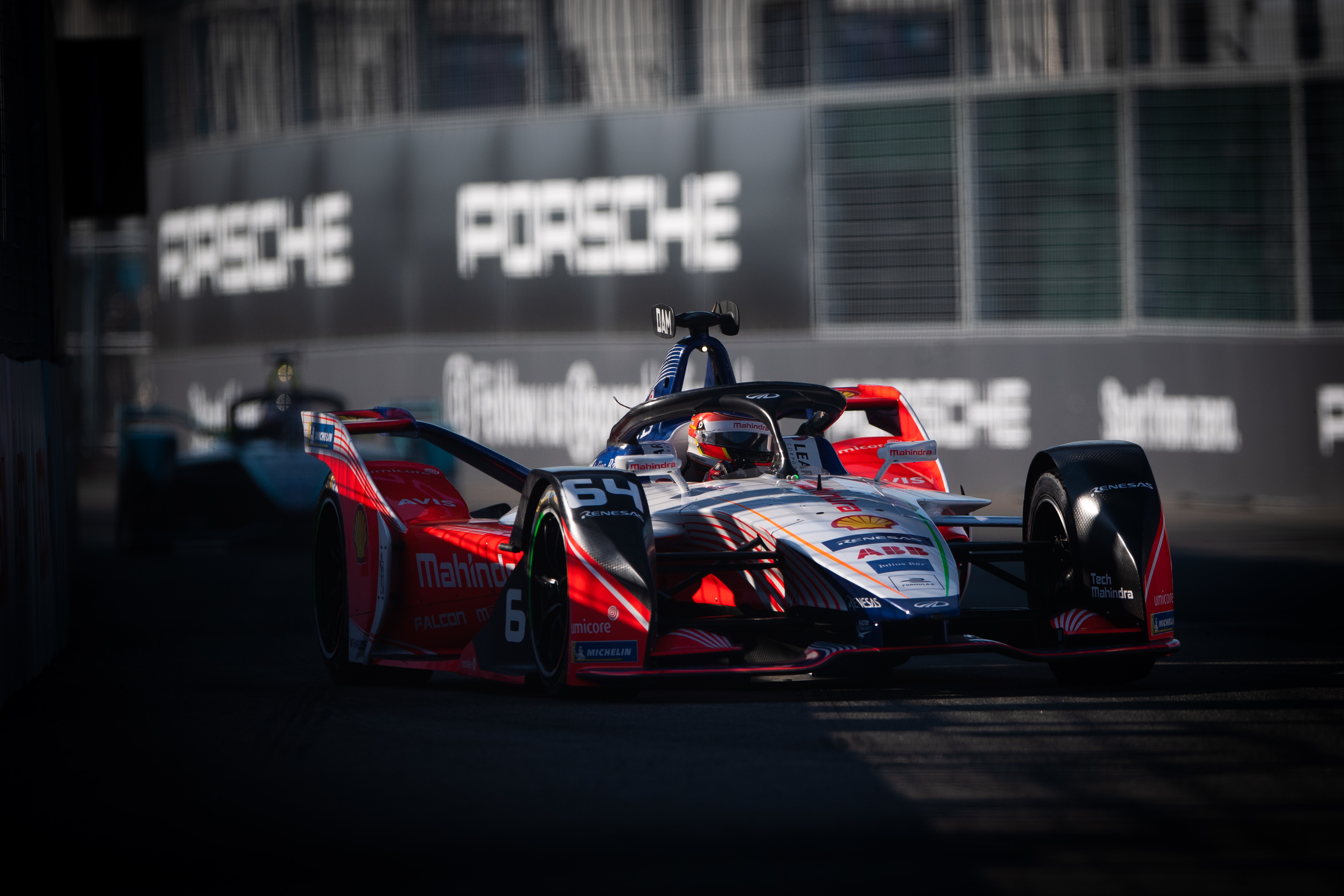 Mahindra Racing: Yet Another Impressive Rookie - Just Electric